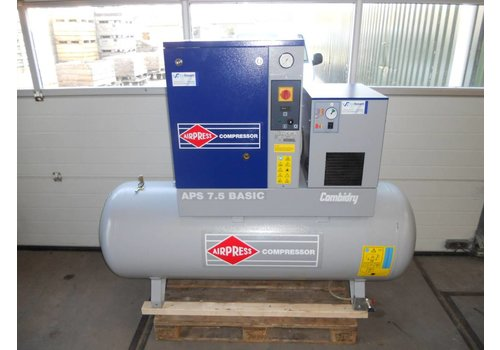Airpress APS 7.5 schroefcompressor