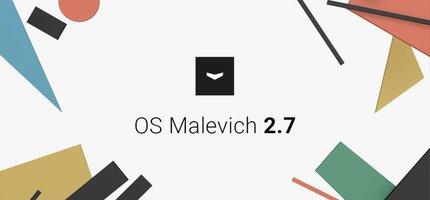 Software update: Ajax OS Malevich 2.7