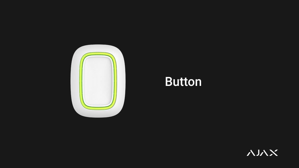 Ajax Button: Draadloze paniek- of helpknop