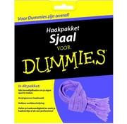 Haakpakket sjaal voor Dummies