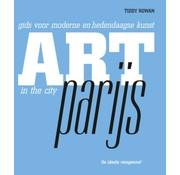 Art in the city Parijs