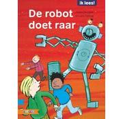 De robot doet raar