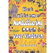 Het ultieme handlettering boek voor kinderen