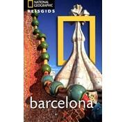 National Geographic reisgids Barcelona