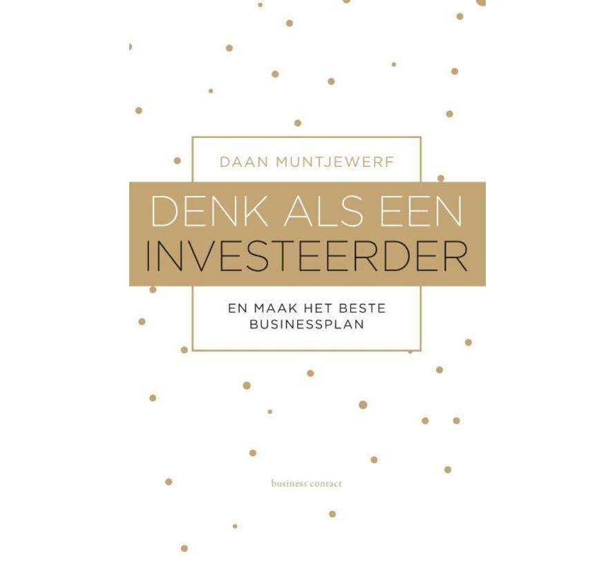 Denk als een investeerder