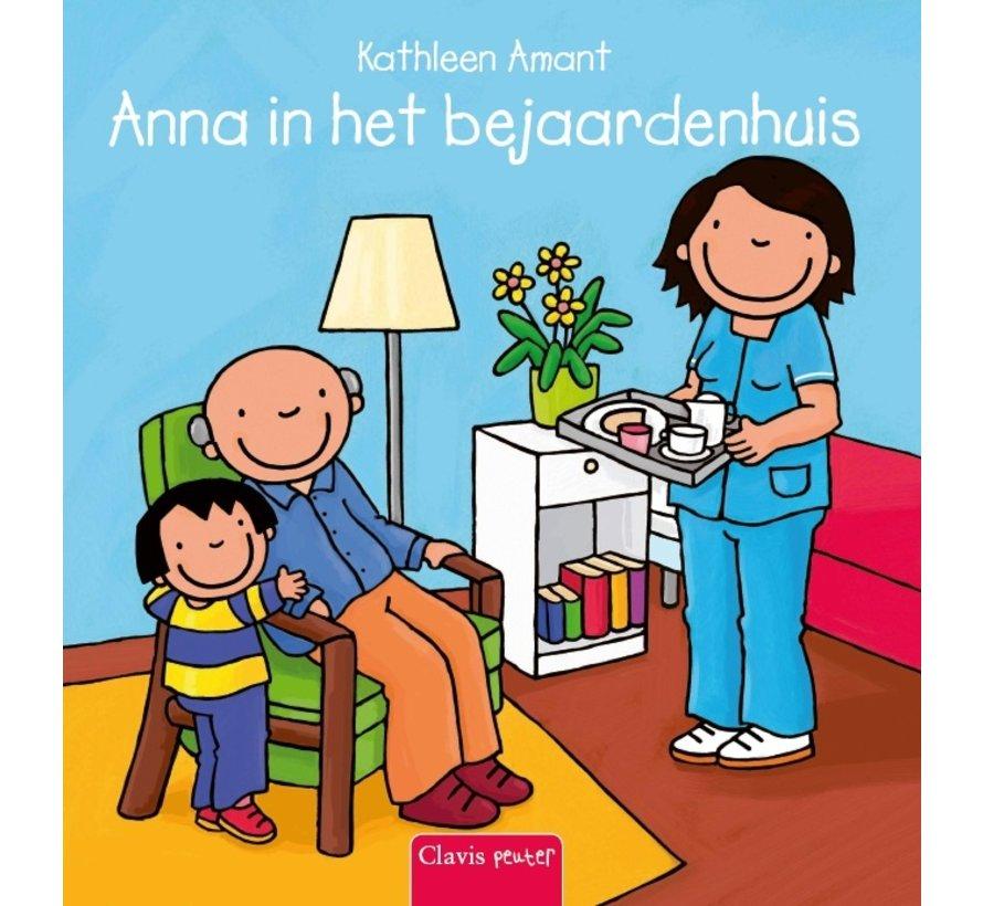Anna in het bejaardenhuis