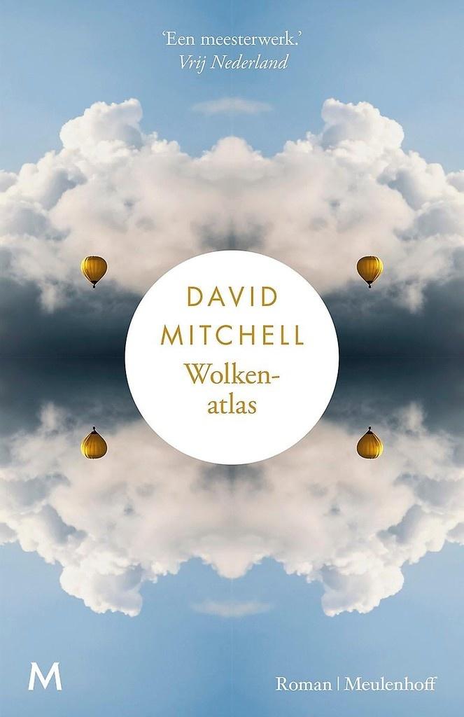 David Mitchell - Wolkenatlas