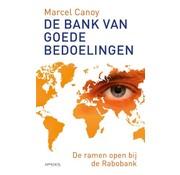 De bank van goede bedoelingen