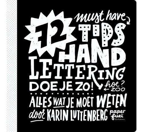 72 tips - Handlettering doe je zo!