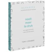 Nooit meer te druk, werkboek vol praktische tips en inspiratie