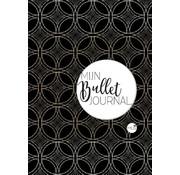 Mijn bullet journal zwart goud