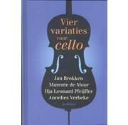 Vier variaties voor cello