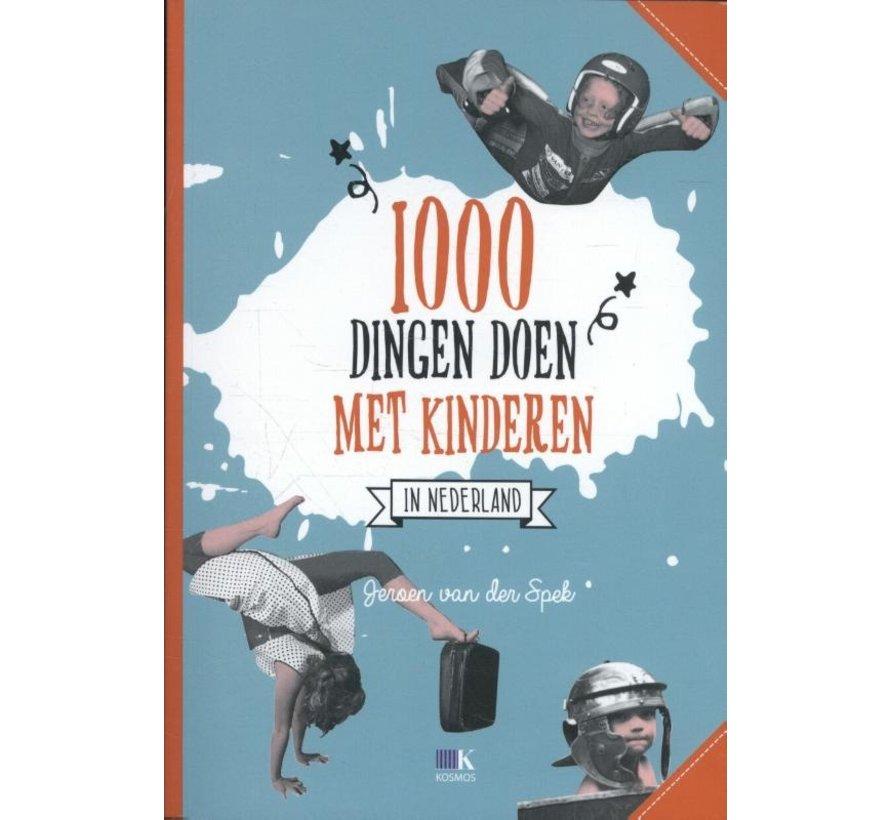 1000 dingen doen met kinderen in Nederland