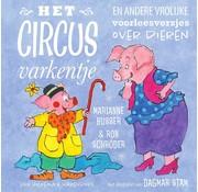 Het circusvarkentje en andere vrolijke voorleesversjes over dieren