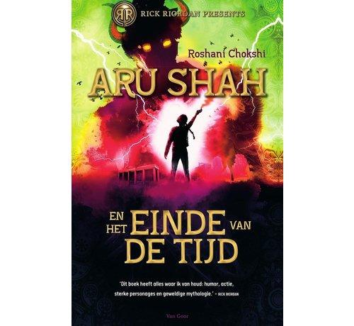 Aru Shah en het einde van de tijd
