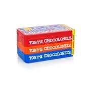 Tony's Chocolonely Cadeaublik met 3 chocoladerepen