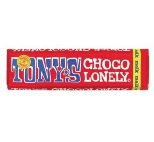 Tony's Chocolonely Melk 50 gram