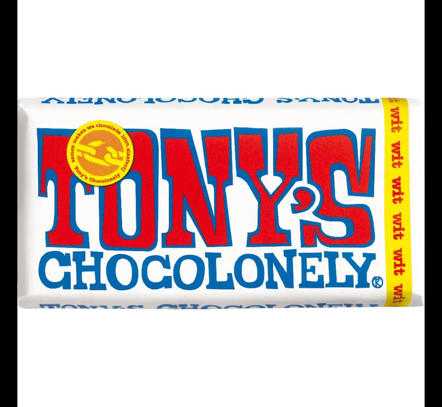 Tony's Chocolonely Wit 180 gram