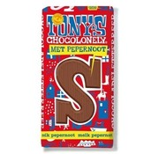 Tony's Chocolonely melk pepernoot S 180 gr