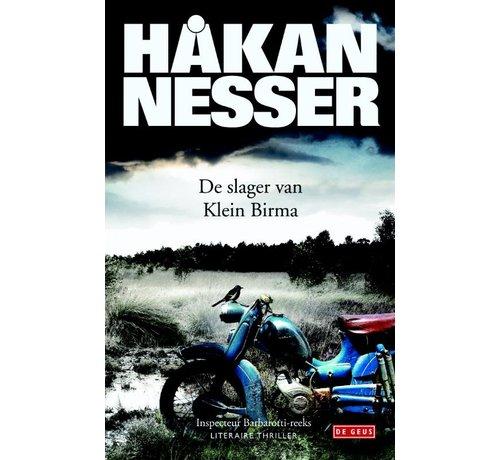 De slager van Klein-Birma