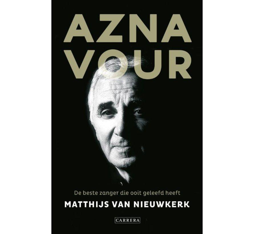 Aznavour, de beste zanger die ooit geleefd heeft