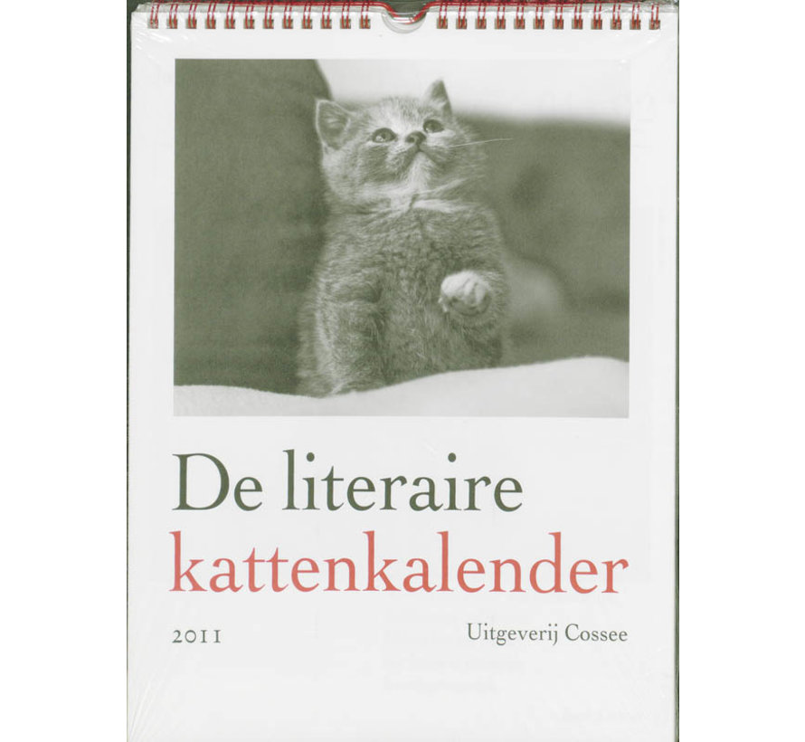 De literaire kattenkalender 2011