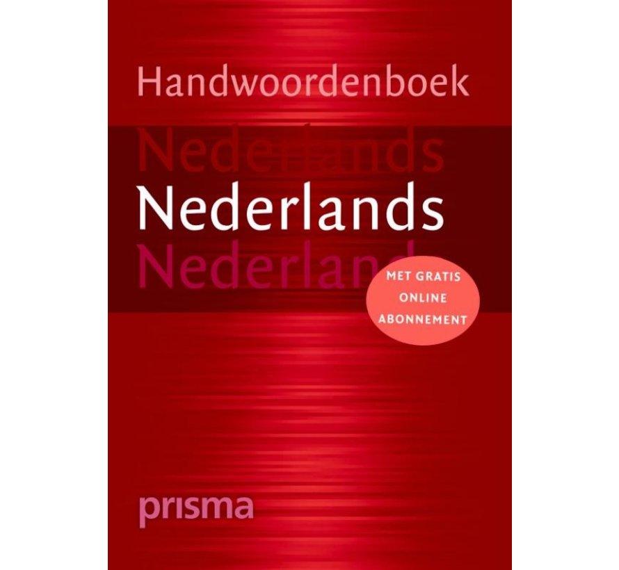 Prisma Handwoordenboek Nederlands