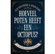Hoeveel poten heeft een octopus?