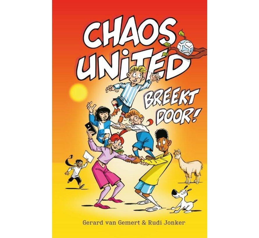 Chaos United breekt door!