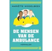 De mensen van de ambulance