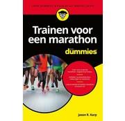 Trainen voor een marathon voor dummies