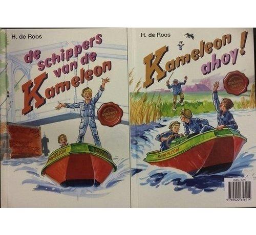 De schippers van de kameleon/Kameleon ahoy! Omkeerboek