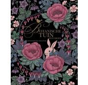 Botanische tuin kleurboek