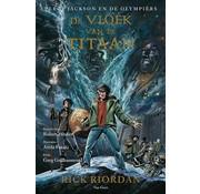 De vloek van de Titaan graphic novel