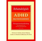 Behandelgids ADHD bij volwassenen, therapeutenhandleiding