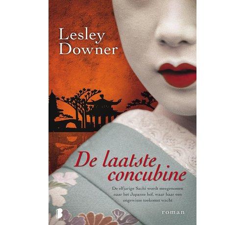 De laatste concubine