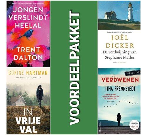 Voordeelpakket Literaire romans