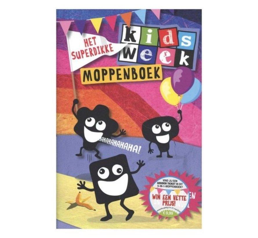 Kidsweek - Het superdikke Kidsweek moppenboek
