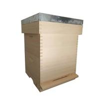 Complete Simplex beehive (Hoffmann frames)