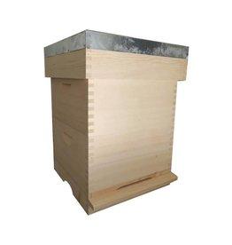 Complete simplex bijenkast (Hoffmann ramen)