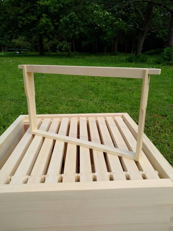 10 Simplex Hoffmann broedramen (gemonteerd & bedraad)-1