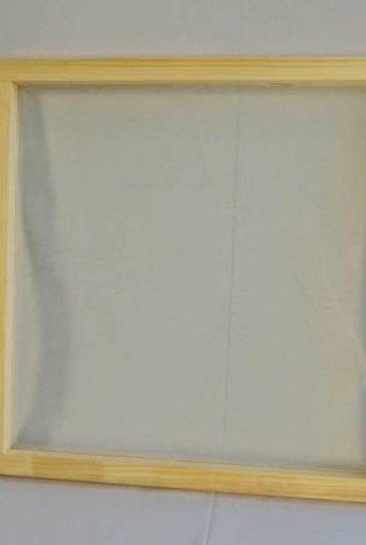 Couvre-cadres transparent - encadré Simplex