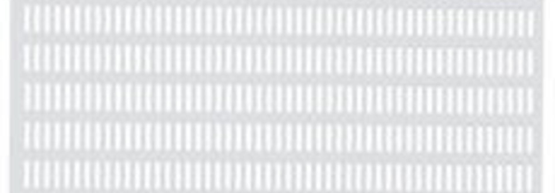 PVC koninginnerooster - 435 x 435 mm