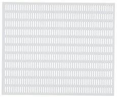 PVC koninginnerooster - 435 x 435 mm-1