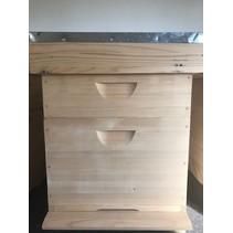 Complete Dadant Blatt bijenkast - 12 ramen