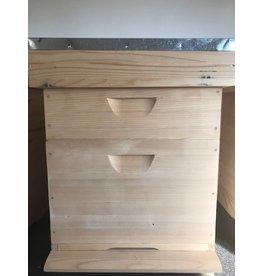 Complete bijenkast Dadant Blatt - 12 ramen