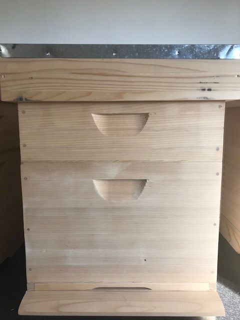 Complete Dadant Blatt bijenkast - 12 ramen-1