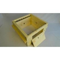 Warré box with window