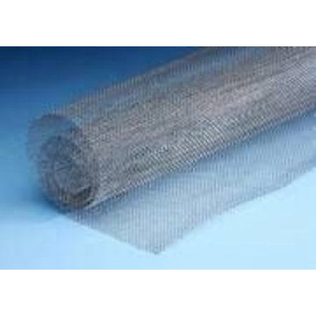 Galvanized bottom mesh (100 x 100cm) - woven
