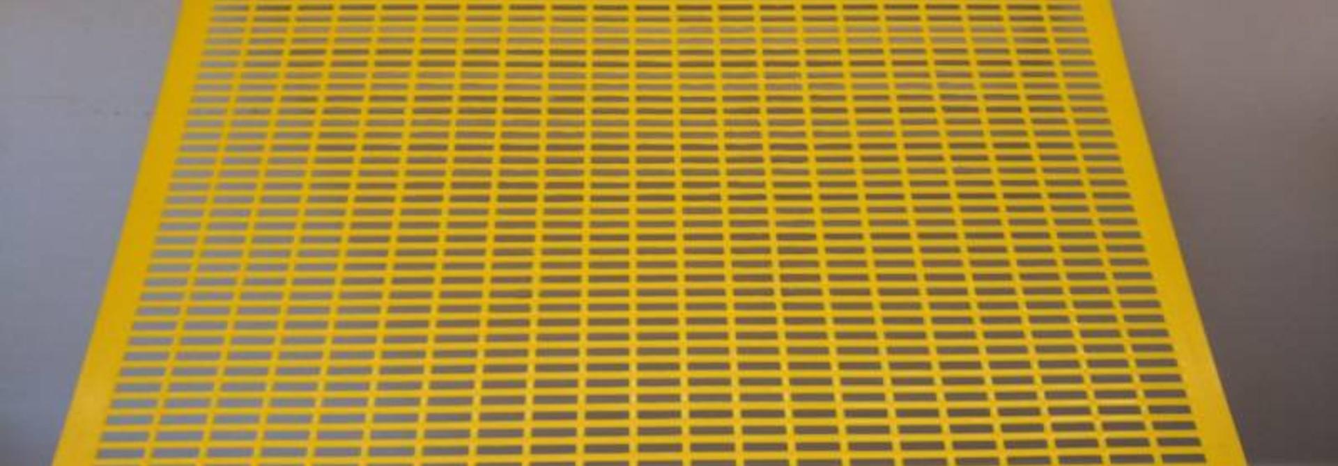PVC koninginnerooster 420 x 500 mm